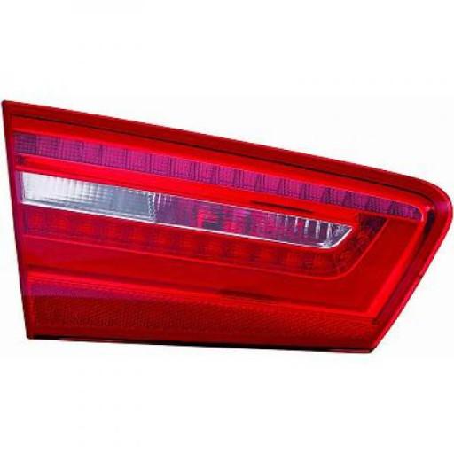 Feu arrière droit partie intérieur AUDI A6 de 2011 à 14