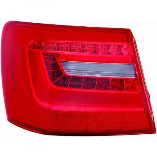 Feu arrière droit partie extérieur AUDI A6 de 2011 à 14
