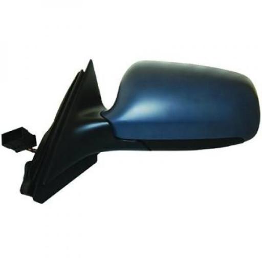 Rétroviseur extérieur droit teinté en bleu AUDI A3 de 00 à 03 - OEM : 8L1858532JF3FZ