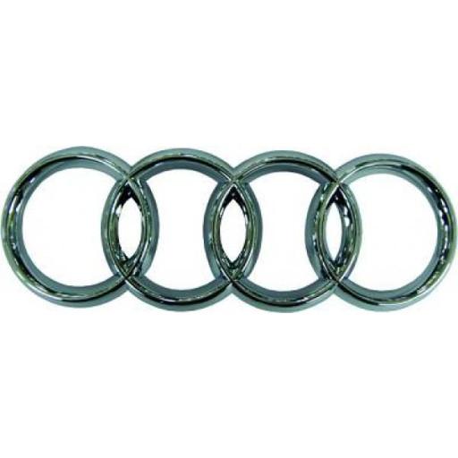 Emblème logo AUDI A3 de 03 à 05 - OEM : 8D0853605