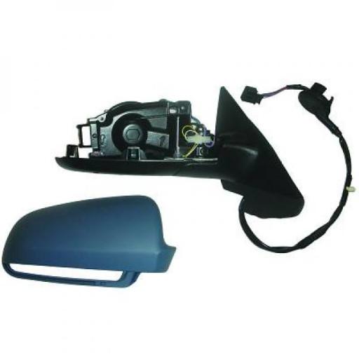 Rétroviseur extérieur droit rabattable AUDI A3 de 03 à 08 - OEM : 10261802