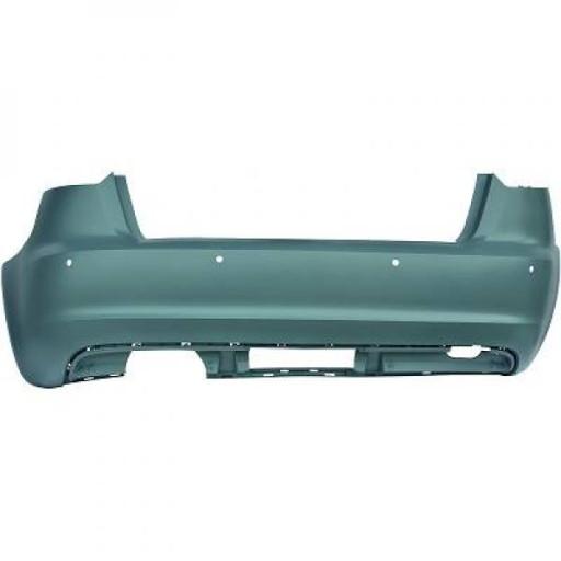 Pare chocs arrière (pour capteurs) AUDI A3 5 portes de 08 à 2012 - OEM : 8P4807303H