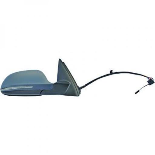 Rétroviseur extérieur gauche dépliable AUDI Q3 de 2011 à >>