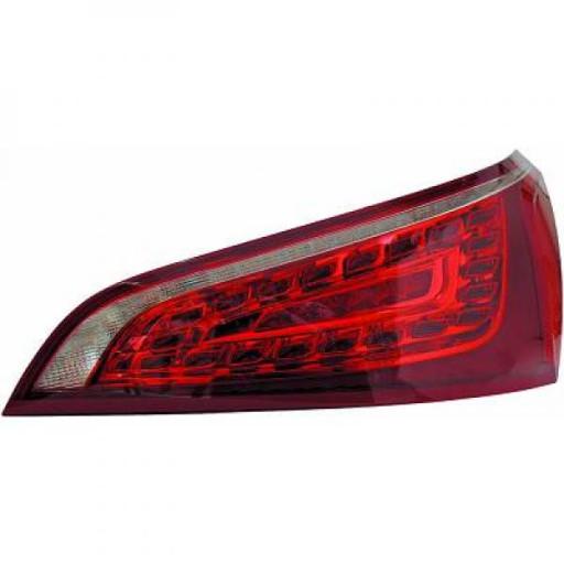 Feu arrière droit LED AUDI Q5 de 08 à 13 - OEM : 8R0945094A