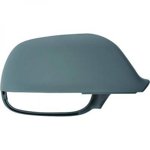 Coque de rétroviseur droit, à peindre AUDI Q5 de 08 à 12 - OEM : 8R0857528-GRU
