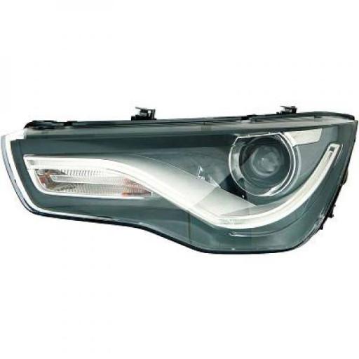 Phare principal droit D3S AUDI A1 de 2010 à >> - OEM : 8X0941030J