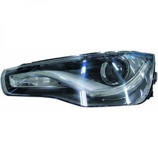 Set de deux phares principaux H7 gauche AUDI A1 de 2010 à >>