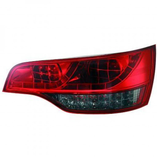 Kit de feux arrières version LED limpide AUDI Q7 de 05 à 09