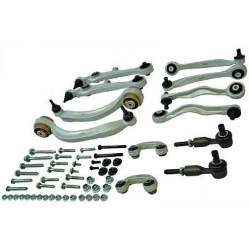 Kit de réparation, bras triangulaire Type de bras oscillant: barre oscillant transversal de 96 à 05 - OEM : 8D0498998S1