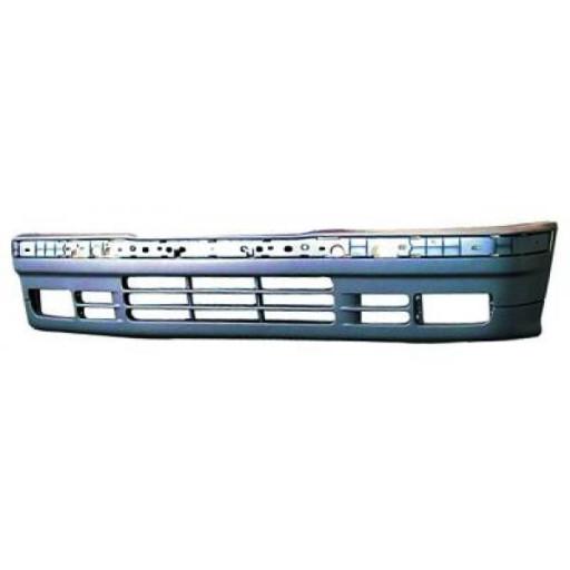 Pare chocs avant fris foncé BMW Série 3 (E36) de 91 à 96 - OEM : 51118122312
