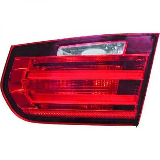 Feu arrière droit partie intérieur BMW Série 3 (F30, F31) de 2011 à 14