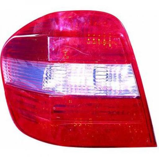 Feu arrière droit MERCEDES CLASSE ML (W164) de 08 à 11 - OEM : A1649060800