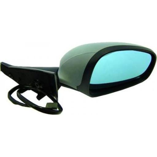 Rétroviseur extérieur gauche teinté en bleu ALFA ROMEO MITO (955) de 08 à >> - OEM : 156083619