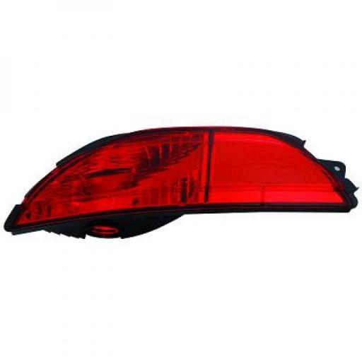 Feu antibrouillard arrière gauche FIAT GRANDE PUNTO (199) de 05 à 09 - OEM : 51718012