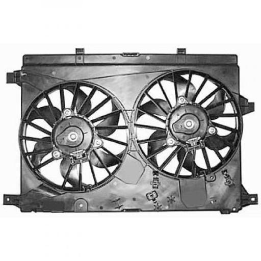 Ventilateur refroidissement du moteur 12V de 05 à 10 - OEM : 60692221