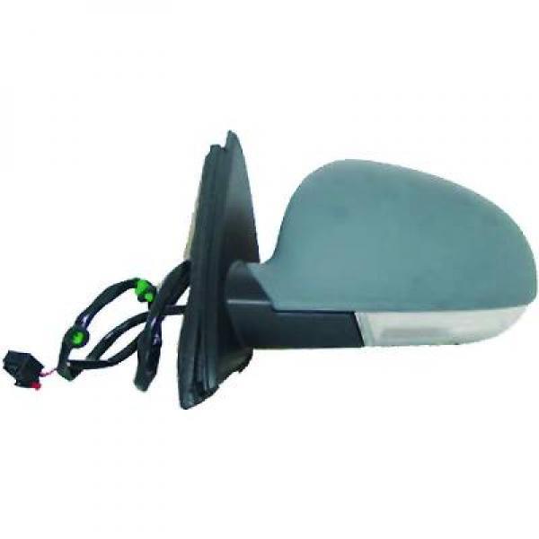 r troviseur ext rieur droit convexe volkswagen golf 5 variant jetta 3 de 05 10 oem. Black Bedroom Furniture Sets. Home Design Ideas