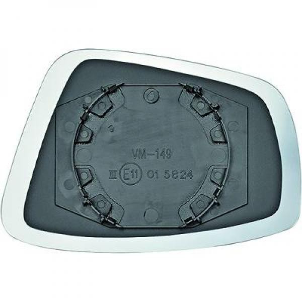 Miroir convexe de r troviseur cot droit volkswagen up for Miroir convexe exterieur