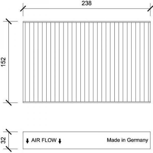 filtre air d 39 habitacle charbon actif oem 271t2 00a00. Black Bedroom Furniture Sets. Home Design Ideas