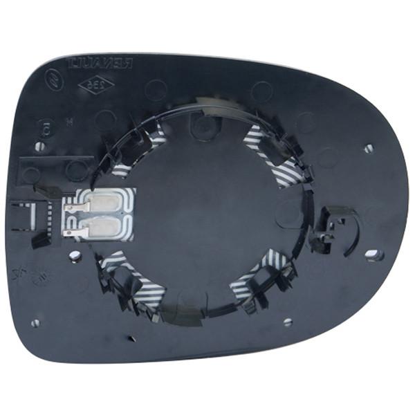 miroir r troviseur gauche renault clio 04 09 d g twingo 01 12 7701069553. Black Bedroom Furniture Sets. Home Design Ideas
