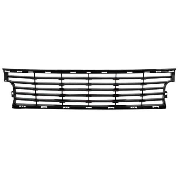 grille centrale pare chocs avant noir renault scenic 01 12 622543518r scenic 3 de 2012. Black Bedroom Furniture Sets. Home Design Ideas
