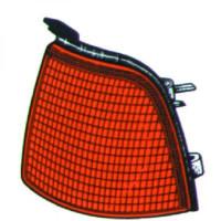 Feu clignotant gauche orange AUDI 80 de 86 à 91 - OEM : 893953049
