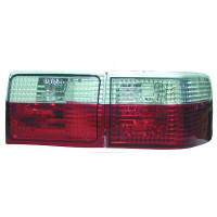 Kit de feux arrières blanc rouge AUDI 80 de 86 à 91