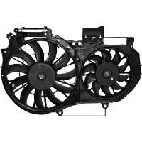 Ventilateur refroidissement du moteur pour numéro OE: 4A0959455E AUDI A4 de 00 à 07 - OEM : 8E0959455B