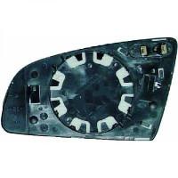 Miroir (convexe) de rétroviseur coté droit AUDI A4 de 03 à 08 - OEM : 8E0857536D