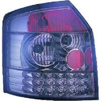 Kit de feux arrières version LED teinté AUDI A4 de 00 à 04