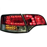 Kit de feux arrières version LED rouge AUDI A4 de 05 à 08