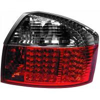 Kit de feux arrières version LED brillant AUDI A4 de 00 à 04 - OEM : 8D9945111