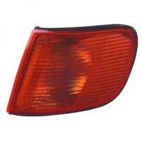 Feu clignotant gauche orange AUDI 10 de 91 à 94 - OEM : 4A0953049