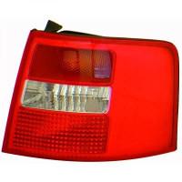 Feu arrière gauche sans porte-lampe AUDI A6 de 99 à 03 - OEM : 4B9945095F3FZ
