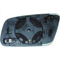 Miroir de rétroviseur coté droit (pour option dégivrant) AUDI A3 de 00 à 03