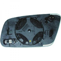 Miroir de rétroviseur coté gauche (dégivrant) AUDI A3 de 00 à 03