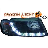 Set de deux phares principaux H1/H1 LED AUDI A3 de 96 à 9