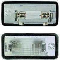 Feu éclaireur de plaque droit AUDI A3 de 03 à 12