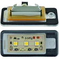 Feu éclaireur de plaque Version LED AUDI A3