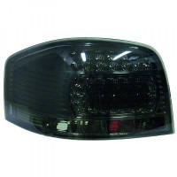 Kit de feux arrières version LED noir AUDI A3 de 03 à 08