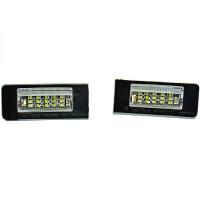 Feu éclaireur de plaque Version LED AUDI TT de 98 à 05