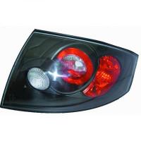 Kit de feux arrières noir AUDI TT de 01 à 06 - OEM : SK3700ADTT99JM
