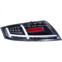 Kit de feux arrières noir feu position LED AUDI TT de 06 à 14