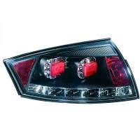 Kit de feux arrières version LED teinté AUDI TT de 98 à 05