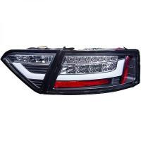 Kit de feux arrières version LED noir AUDI A5 de 07 à 09
