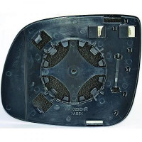 Miroir (convexe) de rétroviseur coté gauche AUDI Q5 de 08 à 12 - OEM : 8R0857535E