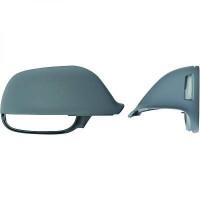 Coque de rétroviseur droit (pour capteur de ligne) AUDI Q5 de 08 à 12 - OEM : 8R0857528-A-GRU