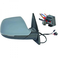 Rétroviseur extérieur droit convexe AUDI Q7 de 09 à >> - OEM : 4L1857410CA01-C