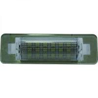 Feu éclaireur de plaque Version LED MINI Cooper de 01 à 06