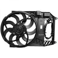 Ventilateur refroidissement du moteur avec climatisation MINI Cooper de 03 à 06 - OEM : 7541092