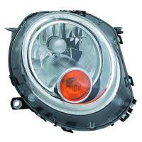 Phare principal droit MINI Cooper de 06 à >> - OEM : 6312-2751-264
